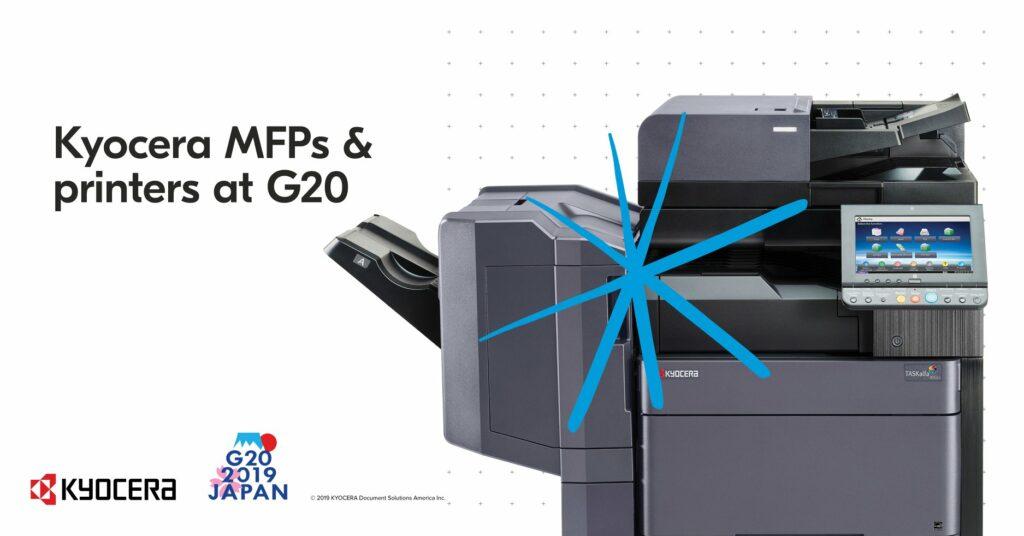 Innovative Office Systems Kyocera G20